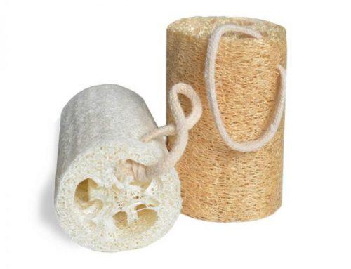 Natural Exfoliating Loofah Sponges