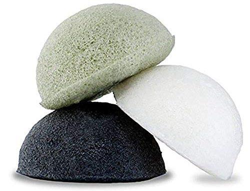 Organic Konjac Facial Sponges