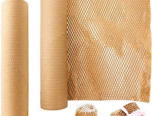 Honeycomb Cushioning Wrap Roll Perforated