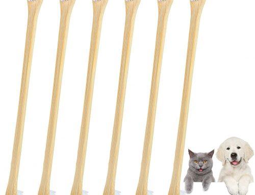 Bamboo Pet Toothbrush